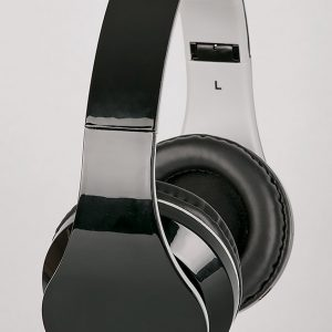 Folding bluetooth headphones