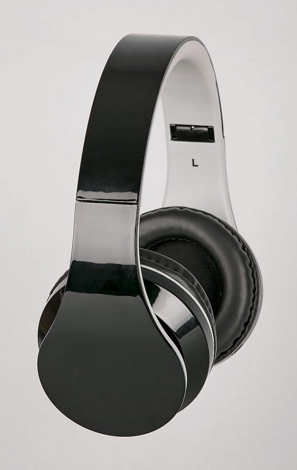Folding bluetooth headphones